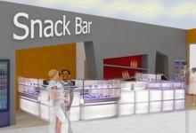 Progettazione d'interni | Area Bar