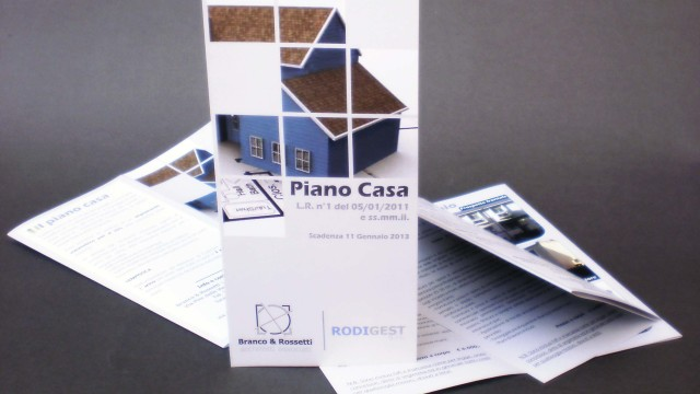 Piano Casa | brochure informativa