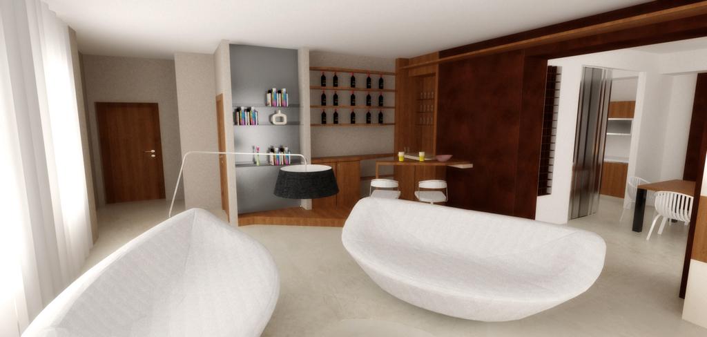 Progettazione d 39 interni abitazione privata for App progettazione interni